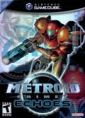 Metroid Prime 2: Echoes GameCube Front Cover