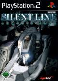 Silent Line: Armored Core PlayStation 2 Front Cover