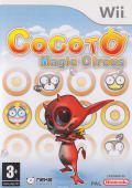 Cocoto: Funfair Wii Front Cover