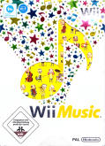 Wii Music Wii Front Cover