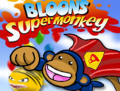 Bloons Super Monkey Browser Front Cover