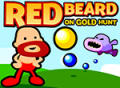 Red Beard on Gold Hunt Browser Front Cover