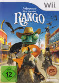 Rango Wii Front Cover