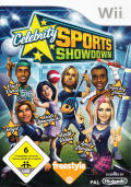 Celebrity Sports Showdown Wii Front Cover