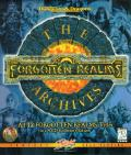 The Forgotten Realms Archives DOS Front Cover
