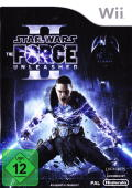 Star Wars: The Force Unleashed II Wii Front Cover