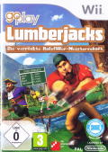 Go Play: Lumberjacks Wii Front Cover