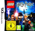 LEGO Harry Potter: Years 1-4 Nintendo DS Front Cover