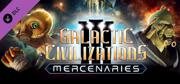 Galactic Civilizations III: Mercenaries Windows Front Cover