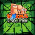 Worms Revolution: Medieval Tales Pack PlayStation 3 Front Cover