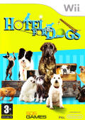 Hotel for Dogs Wii Front Cover