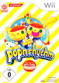 Pop'n Music Wii Front Cover