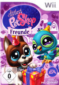 Littlest Pet Shop: Friends Wii Front Cover