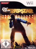 Def Jam: Rapstar Wii Front Cover