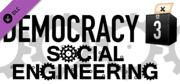 Democracy 3: Social Engineering Linux Front Cover