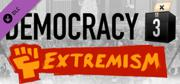Democracy 3: Extremism Linux Front Cover