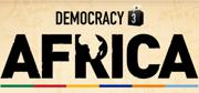 Democracy 3: Africa Macintosh Front Cover