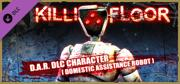 Killing Floor: D.A.R. DLC Character (Domestic Assistance Robot) Linux Front Cover