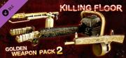 Killing Floor: Golden Weapon Pack 2 Linux Front Cover