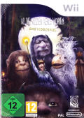Where the Wild Things Are Wii Front Cover