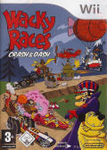 Wacky Races: Crash & Dash Wii Front Cover