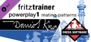 Fritz for Fun 13: Fritztrainer - Powerplay 1: Mating Patterns Windows Front Cover