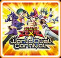 Yu-Gi-Oh!: ZEXAL World Duel Carnival Nintendo 3DS Front Cover