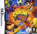 Crash Boom Bang! Nintendo DS Front Cover