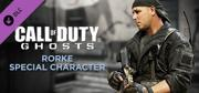Call of Duty: Ghosts - Rorke Special Character Windows Front Cover