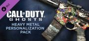 Call of Duty: Ghosts - Heavy Metal Pack Windows Front Cover