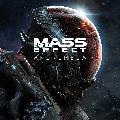 Mass Effect: Andromeda PlayStation 4 Front Cover