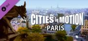 Cities in Motion: Paris Linux Front Cover