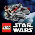 LEGO Star Wars: Microfighters iPad Front Cover