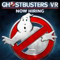 Ghostbusters VR: Now Hiring PlayStation 4 Front Cover