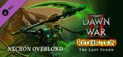 Warhammer 40,000: Dawn of War II - Retribution - The Last Stand Necron Overlord Linux Front Cover