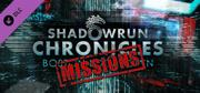 Shadowrun Chronicles: Missions Linux Front Cover