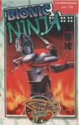 Bionic Ninja Commodore 64 Front Cover