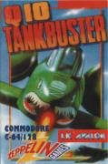 Q10 Tankbuster Commodore 64 Front Cover