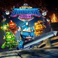 Super Dungeon Bros PlayStation 4 Front Cover