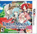 Lord of Magna: Maiden Heaven Nintendo 3DS Front Cover
