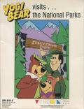 Yogi Bear visits... the National Parks Apple II Front Cover