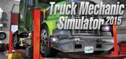 Truck Mechanic Simulator 2015 Windows Front Cover