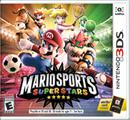 Mario Sports: Superstars Nintendo 3DS Front Cover