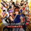 Dead or Alive 5: Ultimate PlayStation 3 Front Cover