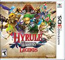 Hyrule Warriors: Legends Nintendo 3DS Front Cover