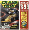Super Grand Prix Amiga Front Cover