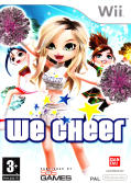 We Cheer Wii Front Cover