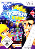 TV Show King Party Wii Front Cover