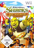 Shrek's Carnival Craze Party Games Wii Front Cover