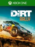 DiRT: Rally Xbox One Front Cover 1st version